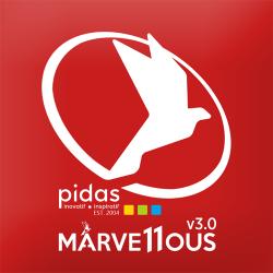PIDAS v3.0 Marvellous