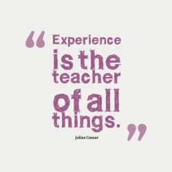 Experience-Julius-Caesar-quote-hd