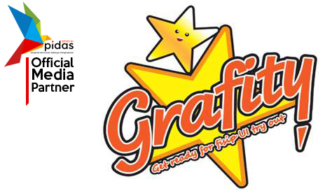 Official Media Partner GRAFITY 2013