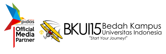 Official Media Partner BKUI 15
