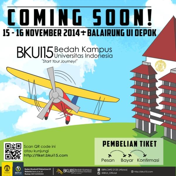 Poster BKUI15