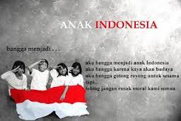 Belajar Mencintai Bangsa Indonesia Sejak Kecil