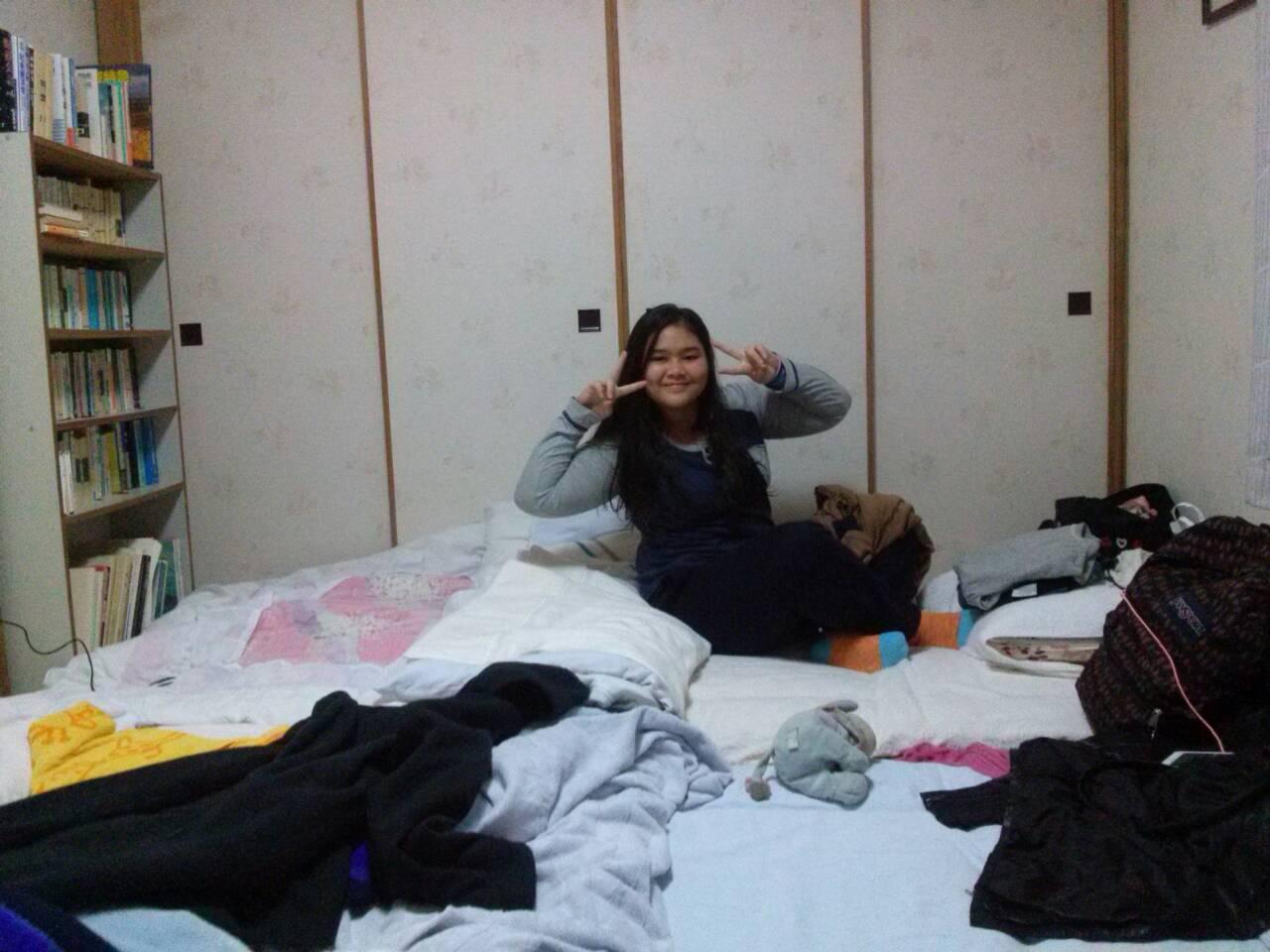 Cia di kamar kami, kamar doraemon:p