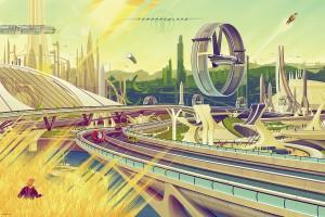 Kevin-Tong-Tomorrowland-Movie-Poster-Mondo-2015