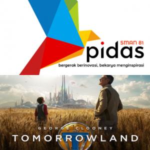 PIDAS DAN TOMORROWLAND