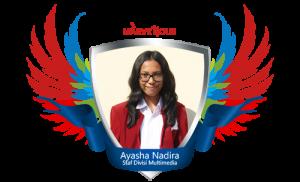 Ayasha Nadira Widyadhana