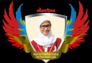 Kania Naffarindra Kemarasha