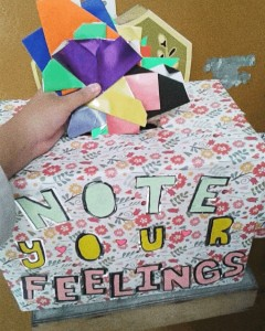 Box Note Your Feelings