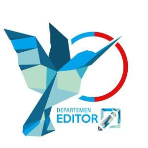 Departemen Editor.