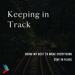keep in track cv