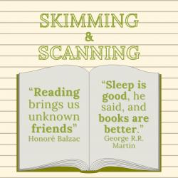 Reading Technique
